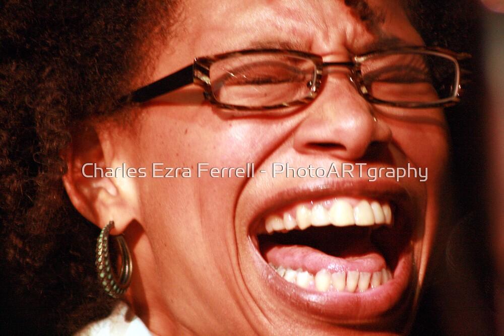 Rachelle Ferrell - Open Sound by Charles Ezra Ferrell - PhotoARTgraphy