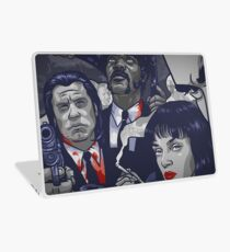 Vincent Vega,Marsellus Wallace, Mia Wallace Laptop Skin