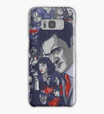 Quentin Tarantino Filmography Samsung Galaxy Case/Skin