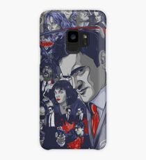 Quentin Tarantino Filmography Case/Skin for Samsung Galaxy