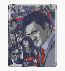 Quentin Tarantino Filmography iPad Case/Skin