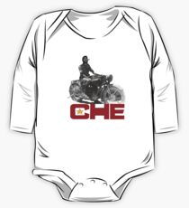 CHE GUEVERA MOTORCYCLE One Piece - Long Sleeve