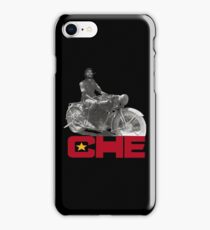CHE GUEVERA MOTORCYCLE iPhone Case/Skin