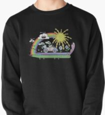 Rabbits On The Road Pullover