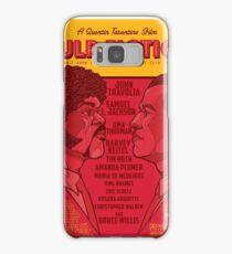 Marsellus y Vincent, Pulp Fiction cartel Samsung Galaxy Case/Skin