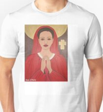 RED MOTHER MARRY Unisex T-Shirt