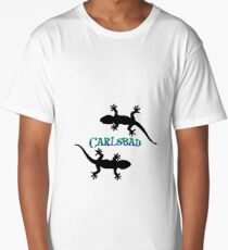 Carlsbad California Geckos Long T-Shirt