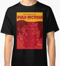 Marsellus y Vincent, Pulp Fiction cartel Classic T-Shirt