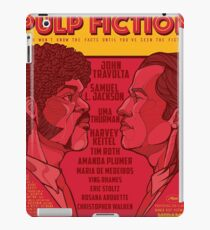 Marsellus y Vincent, Pulp Fiction cartel iPad Case/Skin