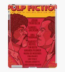 Marsellus y Vincent, Pulp Fiction cartel iPad Case/Skin
