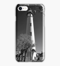 Ponce Inlet Lighthouse iPhone Case/Skin