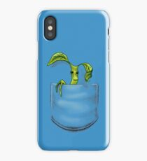 Pickett Pocket iPhone Case/Skin