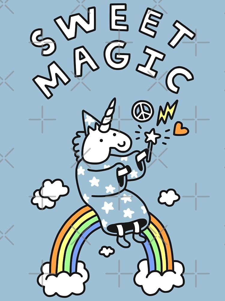 SWEET MAGIC by obinsun