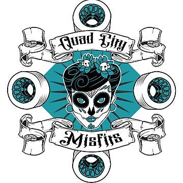Quad City Misfits by quadcitymisfits