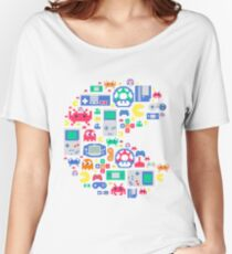 Retro Games Women's Relaxed Fit T-Shirt