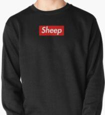 Sheep Box Logo Parody Pullover