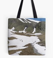 Hiking in Switzerland Tote Bag