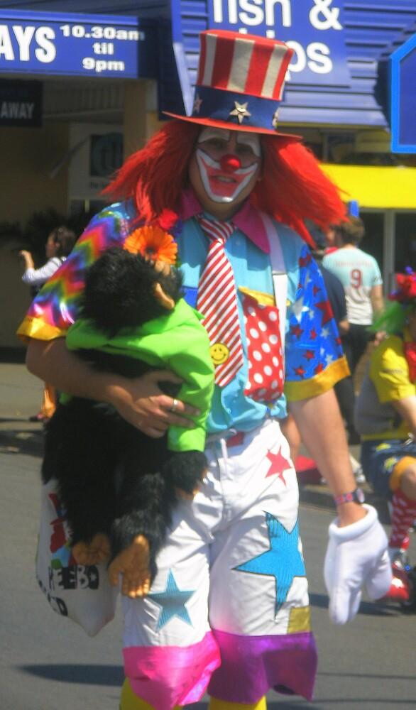 Clown by Melissa Park