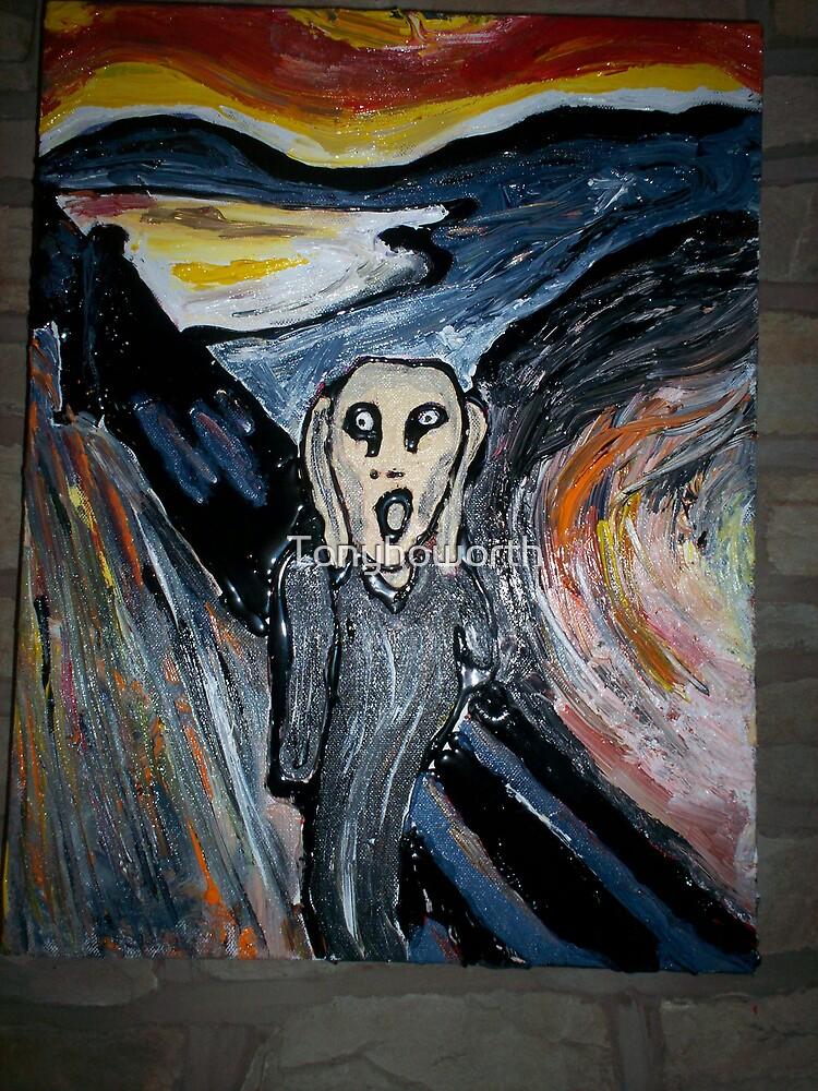 scream by Tonyhoworth