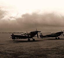 Spitfires grounded by NrthLondonBoy