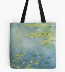 Bolsa de tela Claude Monet - Waterlilies
