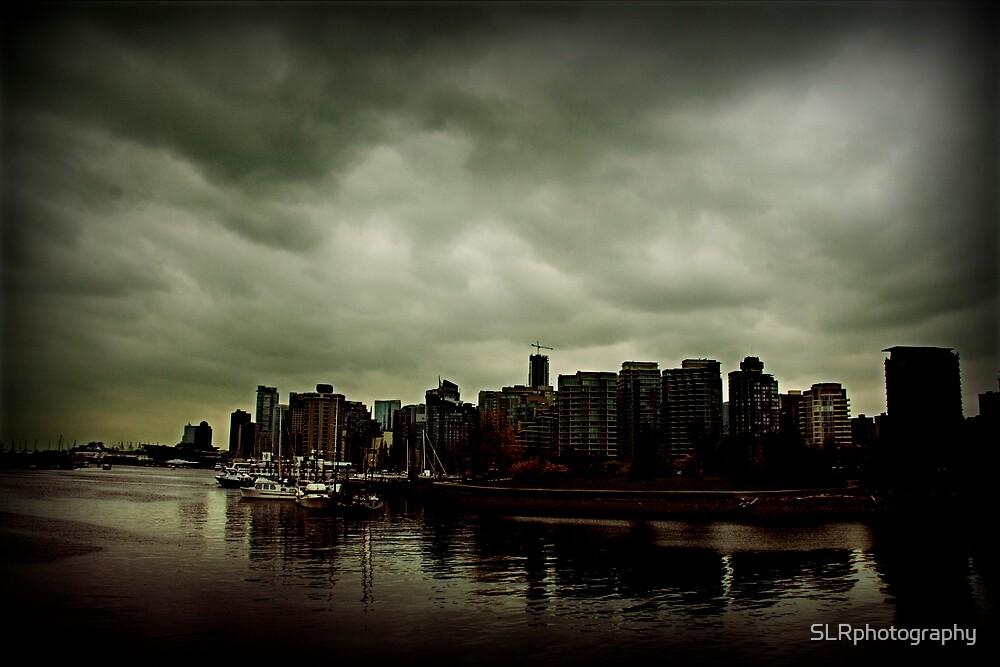 Vancouver Skyline by SLRphotography