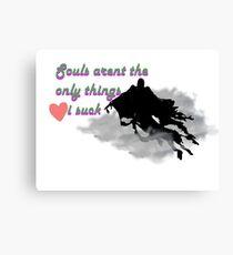 Dementor Love Canvas Print