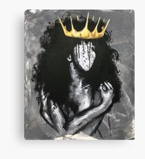 Naturally Queen IV Canvas Print