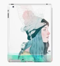 SEA AND AIR by elenagarnu iPad Case/Skin