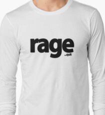 Camiseta de manga larga rabia