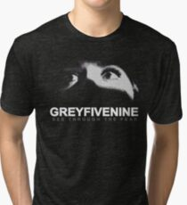 G59 - See through the fear Tri-blend T-Shirt