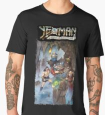 Yeoman - Enter the Beneathiverse Men's Premium T-Shirt