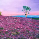 Purple by Sue Hodge