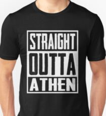 Straight Outta Athen T-Shirt