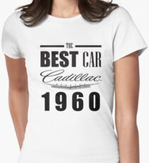 CADILLAC Women's Fitted T-Shirt