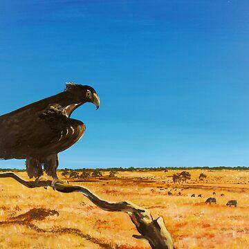 Eagle Watch by Ochresands
