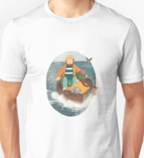 Adventure On The Sea T-Shirt