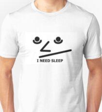I Need Sleep T-Shirt