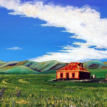 Burra Cottage by Ochresands