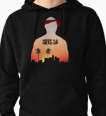 Keep It Up. Pullover Hoodie