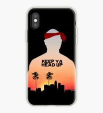 Keep It Up. iPhone Case