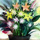 Bouquet 2 by Anil Nene