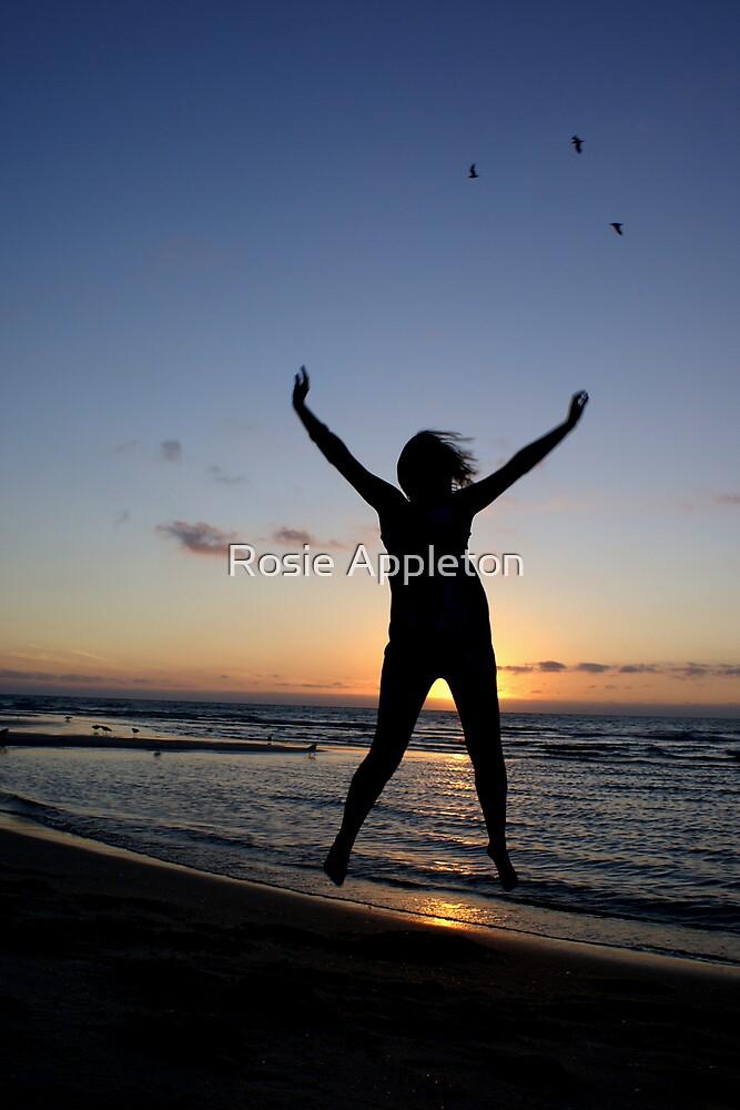 Sunset Joy by Rosie Appleton