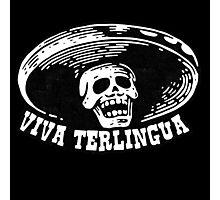 Quot Viva Terlingua Quot Stickers By Badlandsatx Redbubble