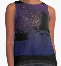 Not Tangled, Princess and the Frog Contrast Tank