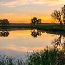 A Colorado Spring Sunrise by John  De Bord Photography