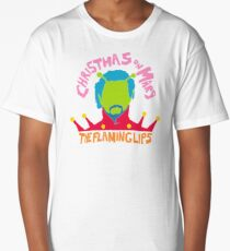 Christmas on Mars - The Flaming Lips Long T-Shirt