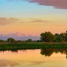Sunrise Calm by John  De Bord Photography