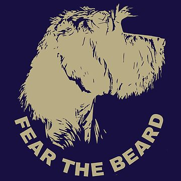 FEAR THE BEARD by boesarts