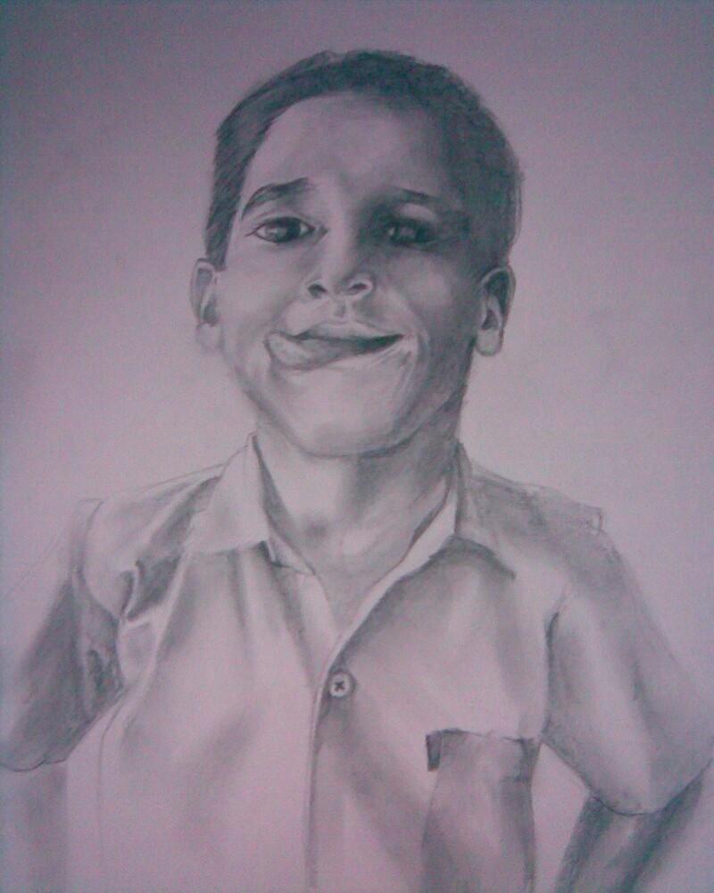 portrait by adityajuvekar